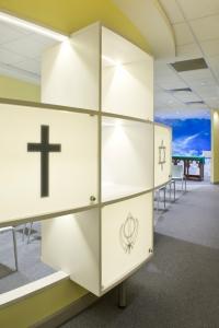South Terminal chapel multifaith mosaic3